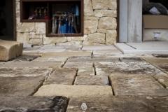 basolato in pietra
