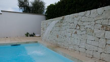 doccia in pietra